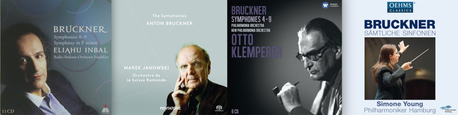 Evaluating Symphonies 1-9 From 8 Additional CD Box Sets
